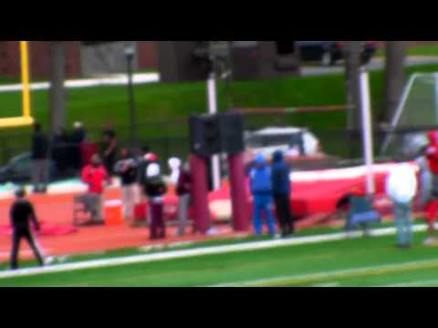 2010 NCAA (M) ESU All-American Meet 1500m Heat 1