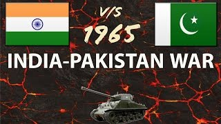 1965 India Pakistan War - History for IAS/PCS/CDS/CGL