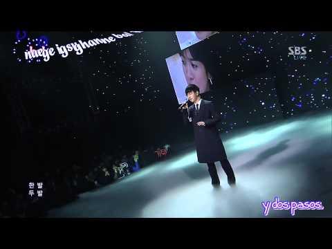 Yesung (Super Junior)  - Gray Paper Live ( Sub Español + Karaoke)