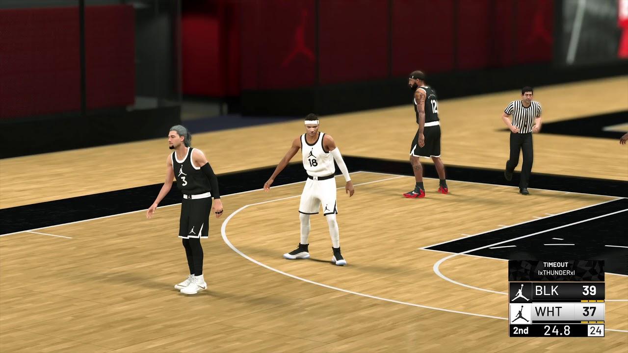 "Download ""Comp"" Jordan Rec Win?!?! WITH TMIZZZLE *link in the description*   Rec Center   NBA 2K19"