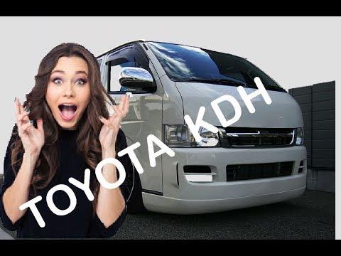 Toyota  KDH super GL in Sri Lanka
