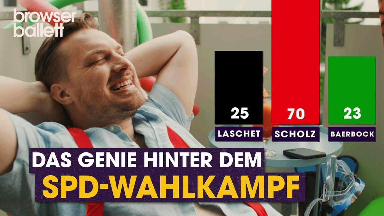Das Genie hinter dem SPD-Wahlkampf