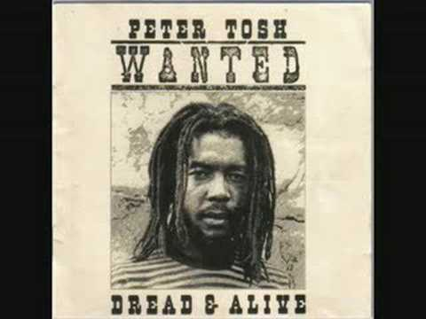 Peter Tosh - Reggaemylitis
