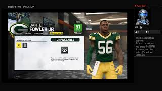 KillZone Packers Roster
