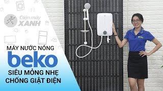Máy nước nóng Beko: Chống giật điện - Chống bỏng da (BWI45S1N-213) | Điện máy XANH