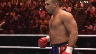 Peter Aerts VS Bob Sapp 2007