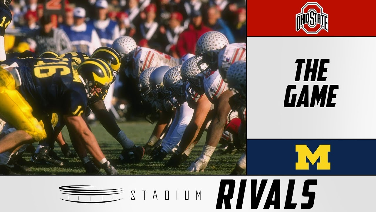"""Michigan-Ohio State Rivalry: History of """"The Game ..."""