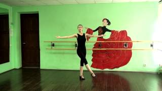 Методика и техника характерного  народного танца 2