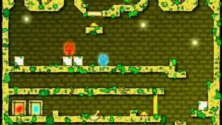 Прохождение игры Огонь и Вода Возрошение в лесной храм 2 Серия(, 2015-02-14T15:00:55.000Z)