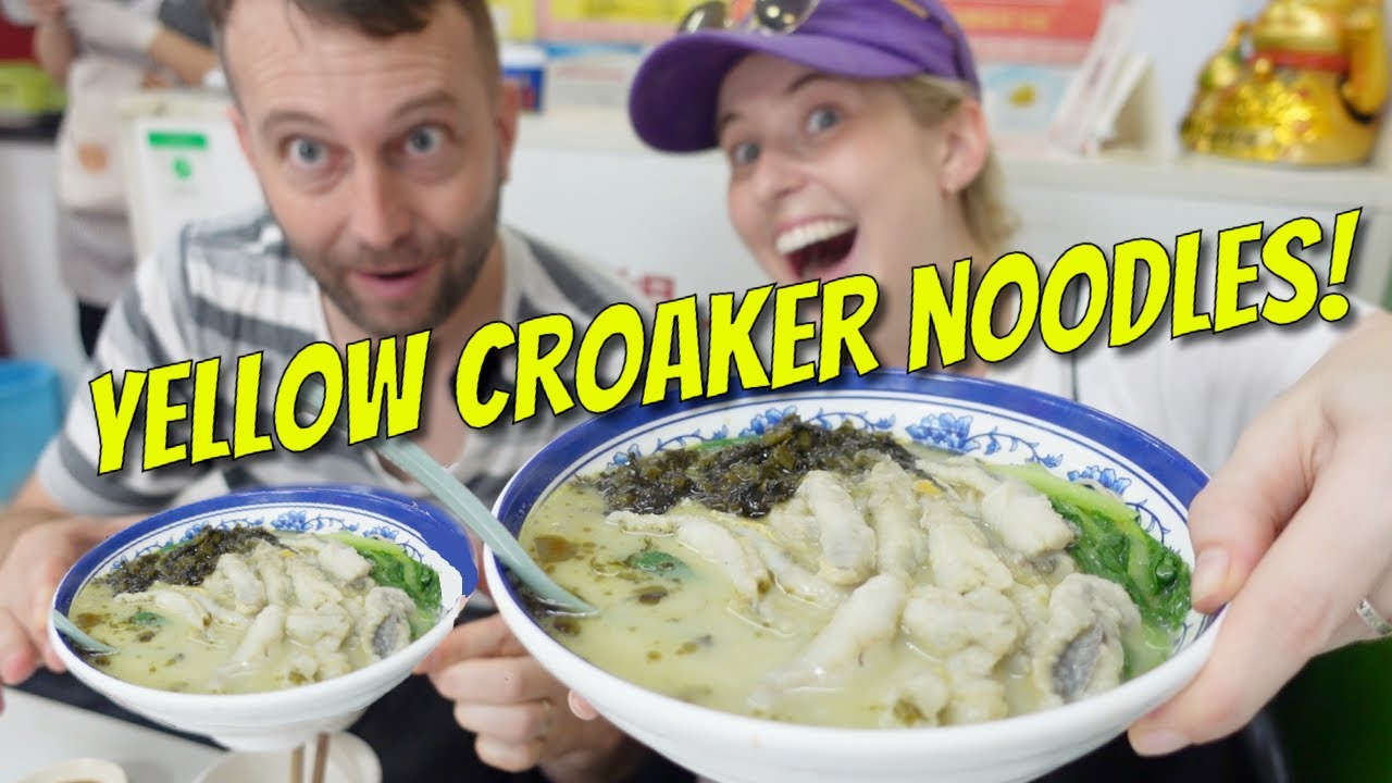 The iconic Shanghai dish you've never heard of
