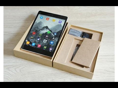 Купил планшет Xiaomi mipad [Распаковочка]