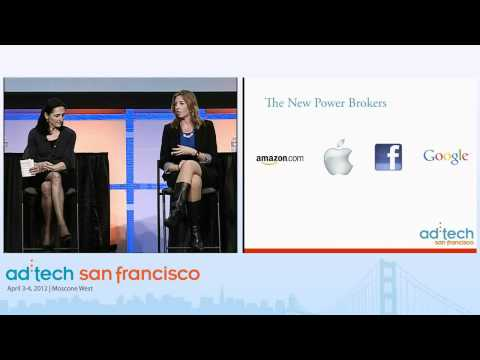 Keynote Presentation: The New Power Brokers: Amazon, Apple, Facebook & Google