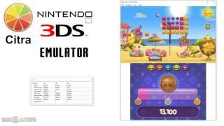 Citra 3DS Emulator - Siesta Fiesta Ingame Shader JIT