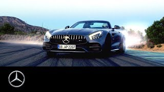 """""""Incomparable"""" feat. Mercedes-AMG GT C Roadster & Mercedes-Benz 300 SL Roadster"""