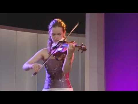 Hilary Hahn : Ernst - Last Rose of Summer