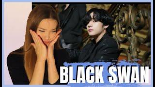 Download lagu BTS (방탄소년단) 'Black Swan' Official MV REACTION | Lexie Marie