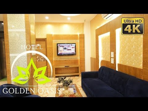 DIY Travel Reviews - Hotel Golden Oasis, New Delhi, India - rooms, amenities and location