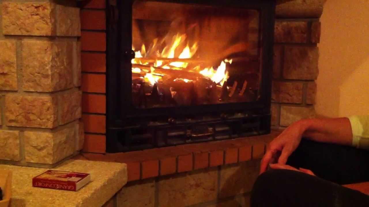 Faire un feu de chemine  Chauffage en hiver  conomie d