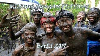 Mebuug Buugan 'Mud Bath' Tradition Kedonganan Village 2017 - Bali / Видео