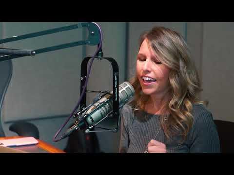 CultureMap Dallas live on the Jeff Crilley Show at iHeart Radio