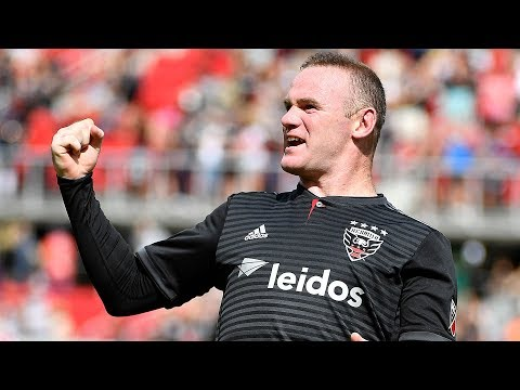 Wayne Rooney bags a brace in massive win over Impact