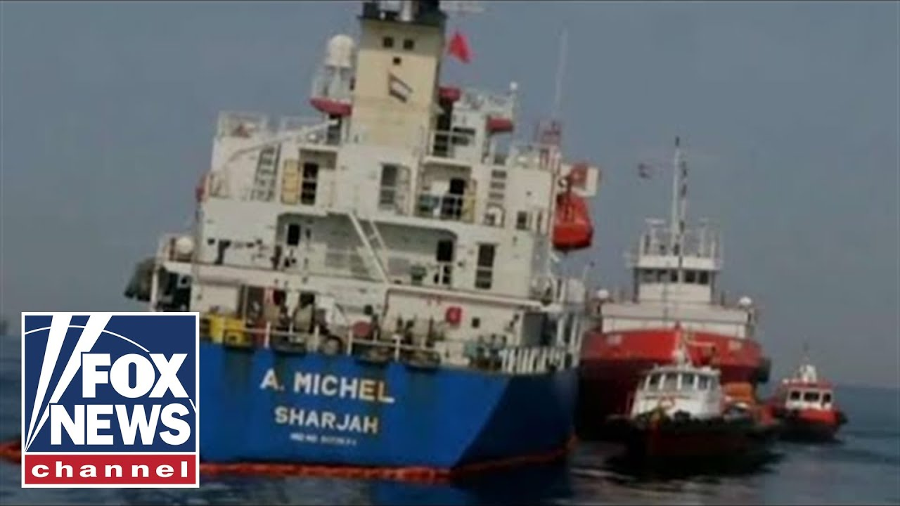 Download Iran announces it seized foreign oil tanker