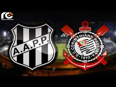 Ponte Preta 1x0 Corinthians | AO VIVO | Brasileirão