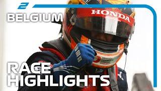 Formula 2 Feature Race Highlights | 2020 Belgian Grand Prix