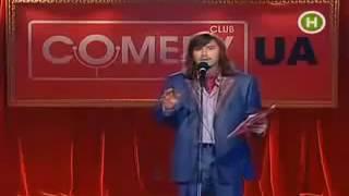 Пророцтво про Крим в одній з програм Comedy Club в 2009 році
