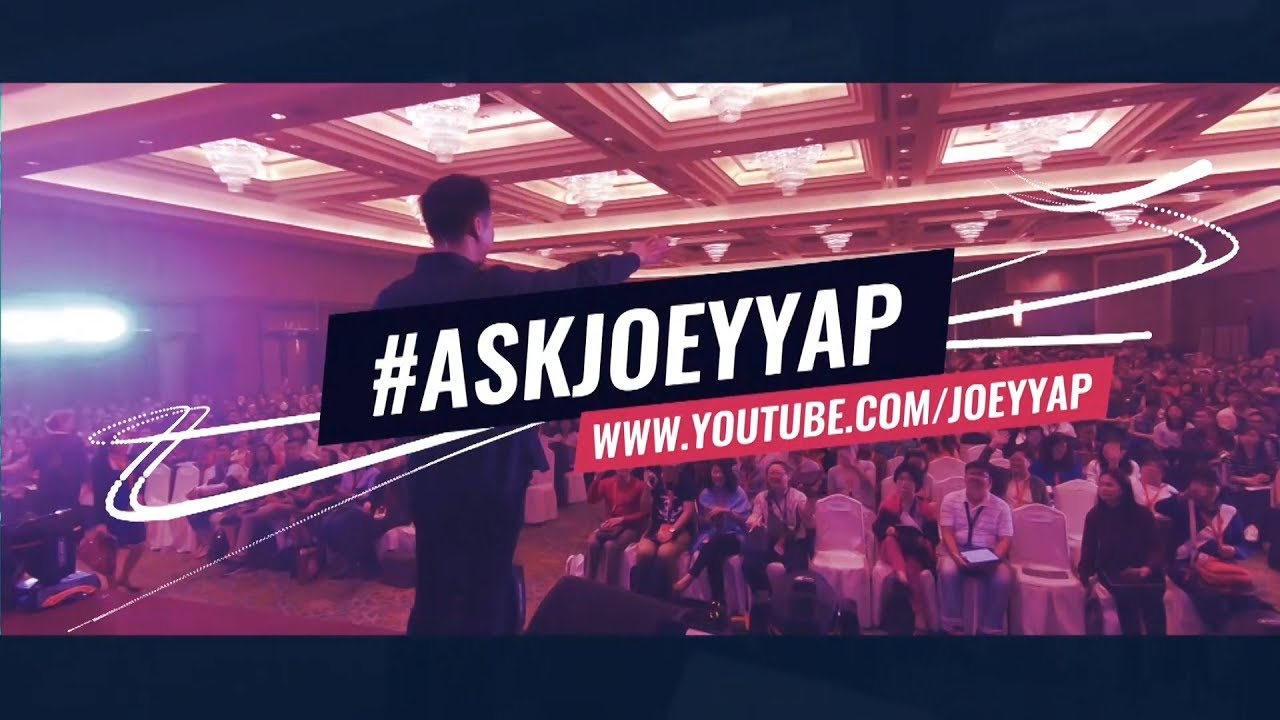 Two Things To Consider Before Making A Midlife Career Change | #AskJoeyYap