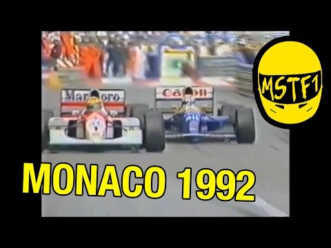 1992 Monaco Grand Prix – Mystery Science Theater F1