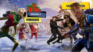 Fortnite try for lvl40 chrislasrry915 random drw for 10$ gift card with every sub!!
