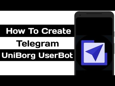 How To Create User Bot On Telegram - InFoTel