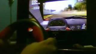Ferrari Challenge PS3 - F40 - Monza