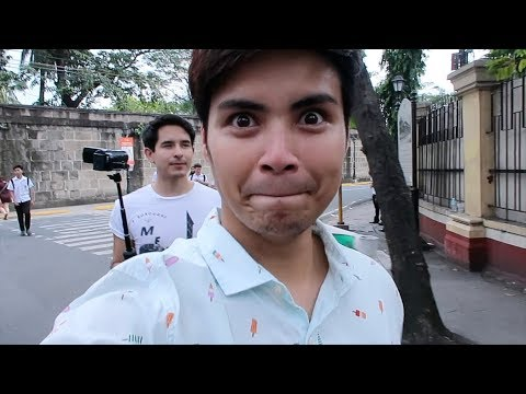 LABANAN NG SEX APPEAL (Free Hugs & Kisses Challenge) ft. Seb Castro