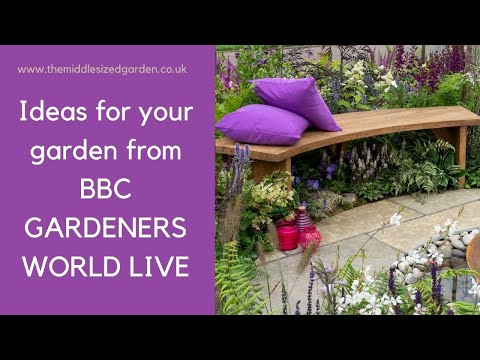 10 best new ideas for your garden from BBC Gardeners World Live