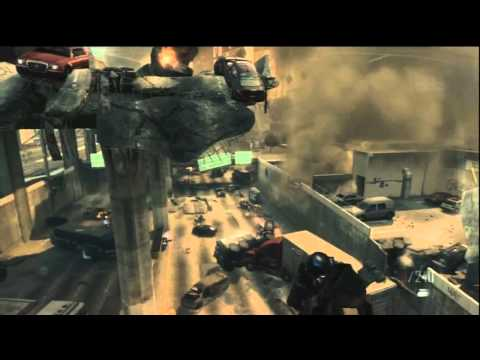 E3 2012: Call of Duty Black Ops 2 Demo