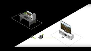 SHIELD Gaming: GameStream