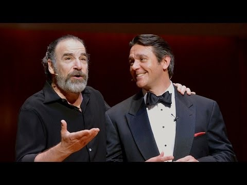 Homeland's Mandy Patinkin & Nathan Gunn the opera singer [HD] ABC RN Drive