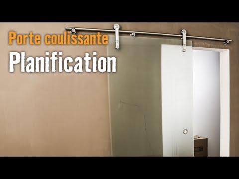 Montage de porte porte coulissante chapitre 1 planification atelier brico hornbach youtube - Montage de porte coulissante ...