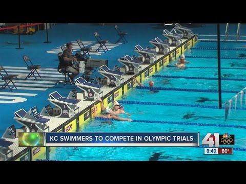 Kansas City area swimmers head to 2016 Olympic trials in Nebraska