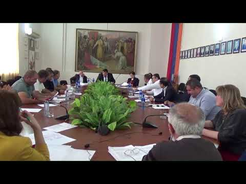 Կապան համայնքի ավագանու նիստ, 08.10.2019