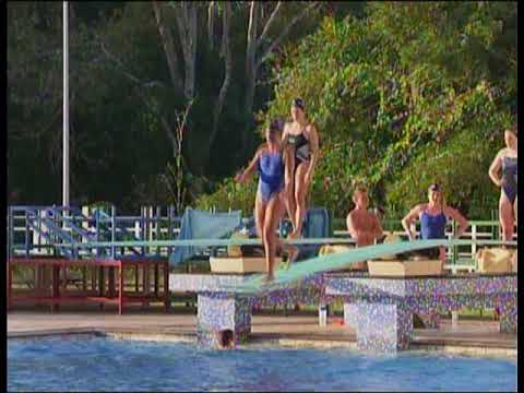 The National Aquatic Centre In Couva Become A Winter Training Base For Seven International Swim Team