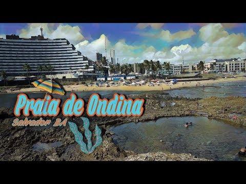 Praia de Ondina, Salvador Bahia #Turismo