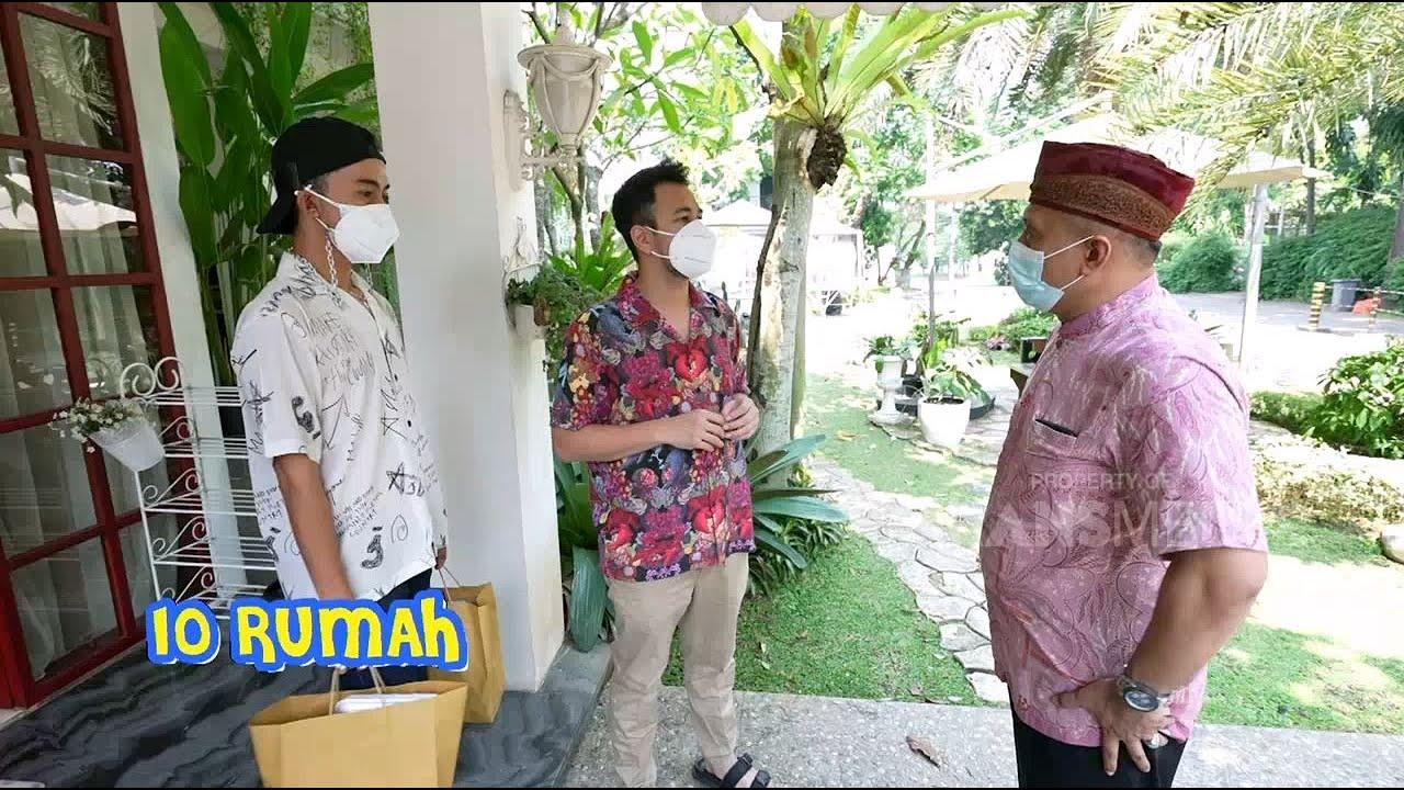 SALUT! RAFFI AHMAD BANTU KELUARGA YANG LAGI ISOMAN DI KOMPLEKNYA!   JANJI SUCI (1/8/21) P4