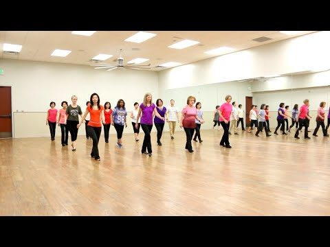 When You Smile - Line Dance (Dance & Teach in English & 中文)
