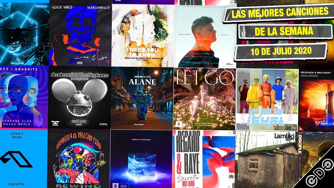 Canciones de la Semana: 10/07 (Marshmello, deadmau5, Nicky Romero, Mike Williams, Krewella y más)