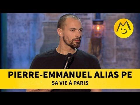 Pierre-Emmanuel alis PE - Sa vie à Paris
