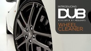 New DUB Wheel Cleaner in action on Maserati Granturismo