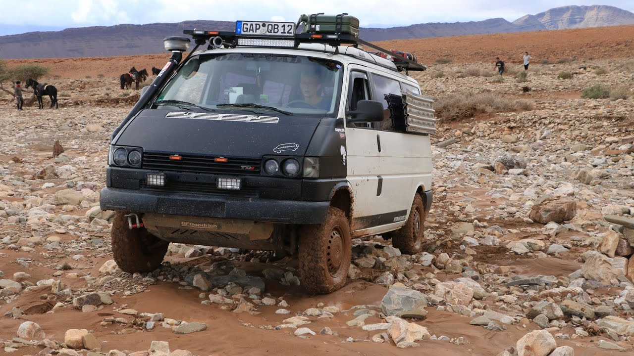 Extrem T4 Syncro Offroad Umbau - OFFROAD EDITION - Part 2/3 - YouTube ES13